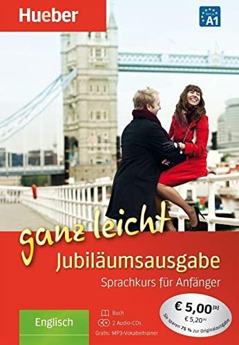 9783191054564: Englisch ganz leicht Jubiläumsausgabe: Sprachkurs für Anfänger / Übungsbuch + 2 Audio-CDs