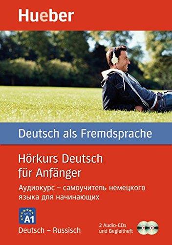 9783191074838: Deutsch als Fremdsprache - Hörkurs Deutsch für Anfänger/mit 2 CD's