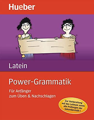Power-Grammatik Latein: Für Anfänger zum Üben & Nachschlagen - Maier, Prof. Dr. Friedrich