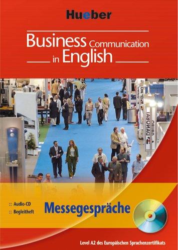 9783191095062: Professionelle Messegespräche: Level A2 des Europäischen Sprachenzertifikats