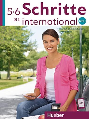 9783191110864: Schritte International. Neu. Deutsch als Fremdsprache. Arbeitsbuch. Per le Scuole superiori. Con 2 CD-Audio: SCHRITTE INT.NEU 5+6 AB+CDs z. AB