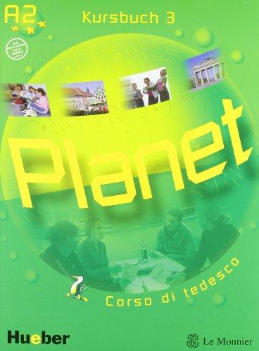 9783191116804: Planet. Kursbuch-Arbeitsbuch. Per la Scuola media. Con CD Audio. Con CD-ROM. Con espansione online: 3