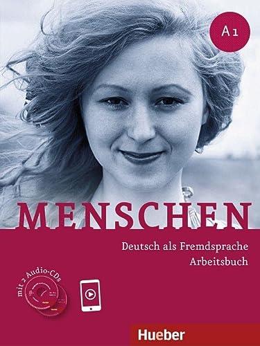 9783191119010: MENSCHEN A1 Ab+CD-Audio (ejerc.) [Lingua tedesca]