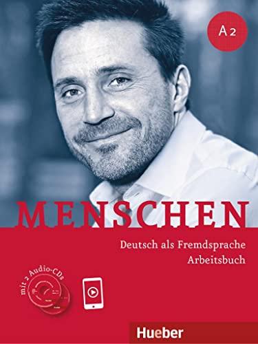9783191119027: Menschen: Arbeitsbuch A2 MIT 2 Audio-Cds (German Edition)