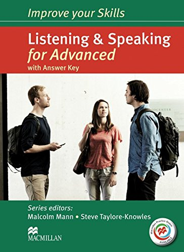 9783191129132: Improve your Skills for Advanced (CAE): Improve your Skills: Listening & Speaking for Advanced (CAE). Student's Book with MPO, Key and 2 Audio-CDs