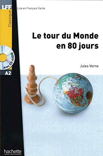 9783191133078: Le tour du Monde en 80 jours. Lektüre und Audio-CD: Niveau A2