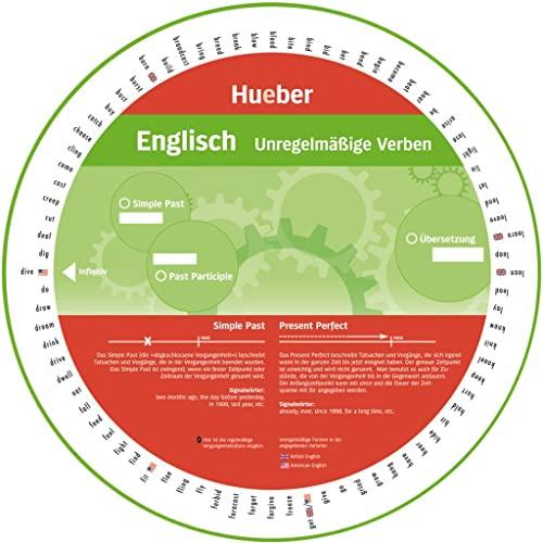 9783191195465: Wheel. Unregelmäßige Verben Englisch. Sprachdrehscheibe