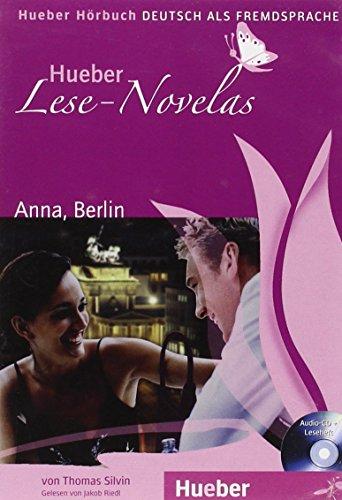 Hueber Lese-Novelas - Niveaustufe A1: Lese-Novela Anna,: Thomas Silvin