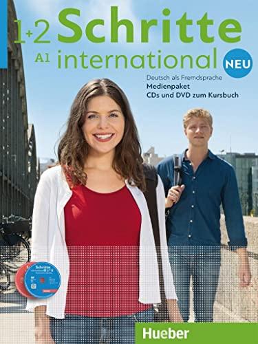 9783191210823: Schritte International Neu: Medienpaket A1 Cds (5) + DVD (1) Zum Kursbuch