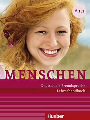 9783191219017: MENSCHEN A1 Lehrerh. (prof.)