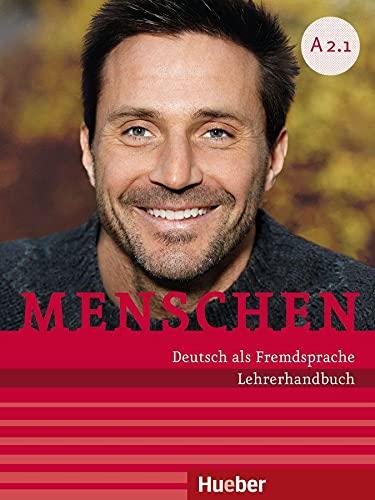9783191219024: Menschen A2. Paket Lehrerhandbuch A2/1 und A2/2: Deutsch als Fremdsprache