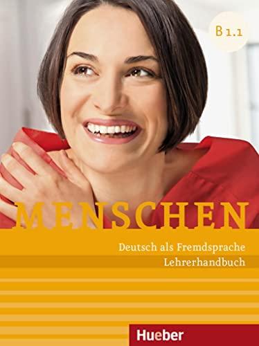 9783191219031: Menschen: Lehrerhandbuch B1 (Paket Lehrerhandbuch B1.1 & B1.2)