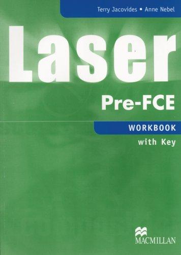 9783191229283: Laser Pre-FCE. Workbook