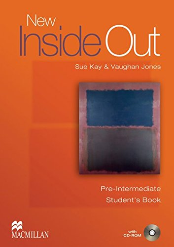 9783191229702: New Inside Out Pre-Intermediate. Student s Book