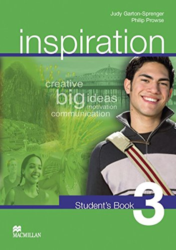 9783191229795: Inspiration. Level 3. Student's Book