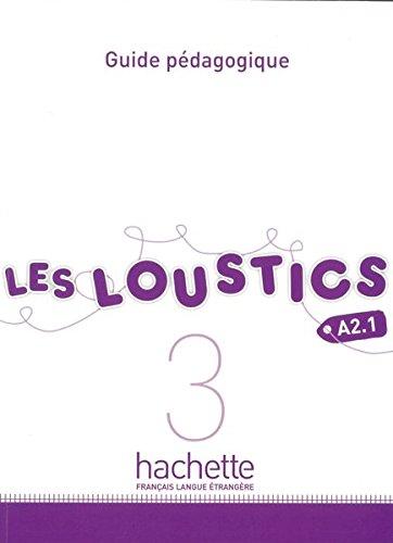 9783191233785: Les Loustics 03. Lehrerhandbuch: M�thode de fran�ais / Guide p�dagogique