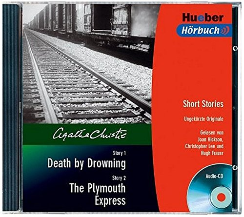 9783191295103: Death by Drowning/The Plymouth Express. Audio-CD.