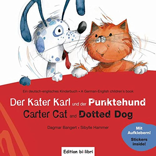 9783191295943: Der Kater Karl Und Der Punktehund/Carter Cat and Dotted Dog (German Edition)