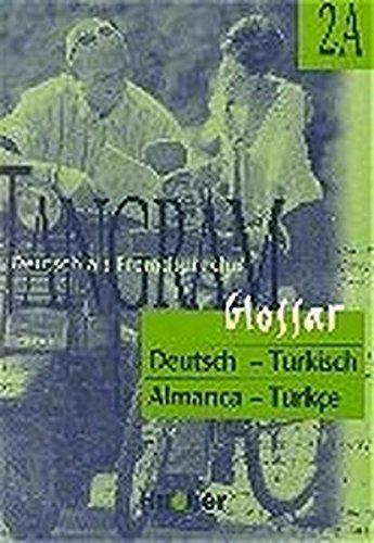 9783191316150: Tangram 2 A. Glossar Deutsch-Türkisch.