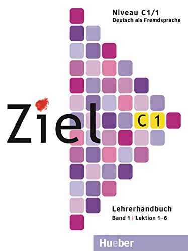 9783191316754: ZIEL C1.Band 1.Lehrerhandbuch.(L.prof.)