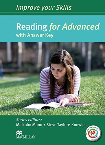 9783191329136: Improve your Skills for Advanced (CAE): Reading for Advanced (CAE). Student's Book with MPO and Key