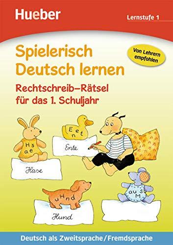 9783191394707: SPIELER.DT.LERNEN Rechtsch.Rätsel 1
