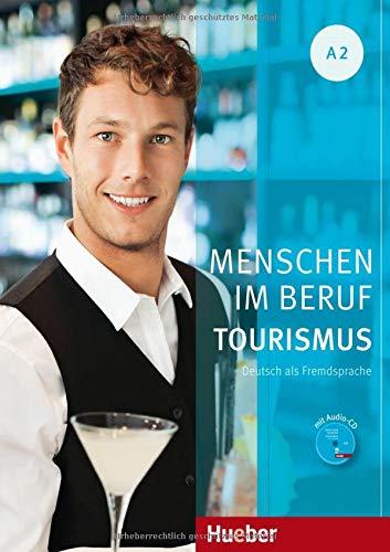 9783191414245: MENSCHEN IM BERUF-TOUR.A2.KB+CD (alum.)
