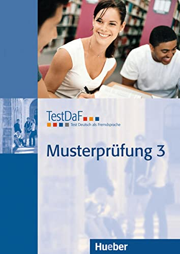 9783191416997: Fit Fur Den Testdaf: Testdaf Musterprufung 3 - Heft MIT Audio-CD (German Edition)