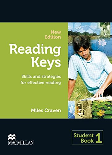 9783191425760: Reading Keys 1. Student's Book: Skills and strategies for effective reading