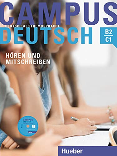 9783191510039: CAMPUS DEUTSCH Hör.u.Mitschr.KB+MP3-CD (MIS)