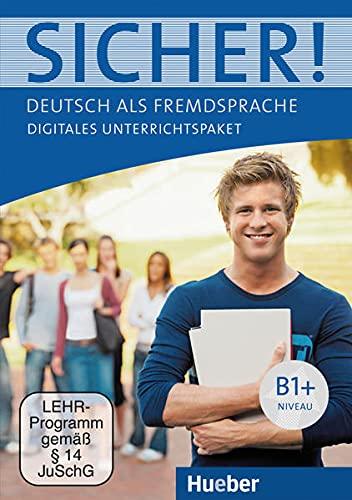 9783191512064: Sicher!: Digitales Unterrichtspaket B1+ (German Edition)