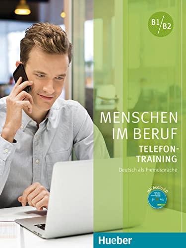 9783191515874: Telefontraining - Kursbuch B1/B2 Mit Audio-CD