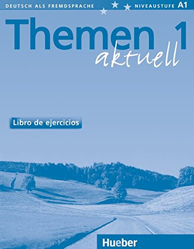 9783191516901: Themen Aktuell 1. Arbeitsbuch. Spanische Ausgabe. Libro de ejercicios.