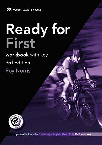 9783191527105: Ready for FCE. Workbook with Audio-CD and Key
