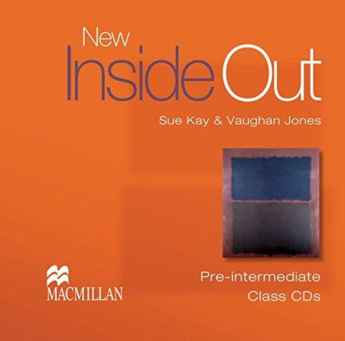 9783191529703: New Inside Out Pre-Intermediate. Audio-CDs