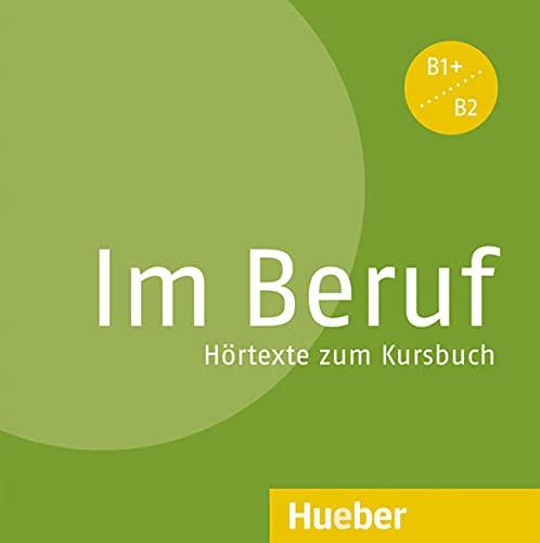 9783191611903: Im Beruf: Audio-CD zum Kursbuch