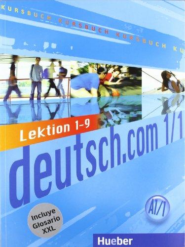 9783191616588: DEUTSCH.COM A1.1 Kursb.+XXL(L.1-9)