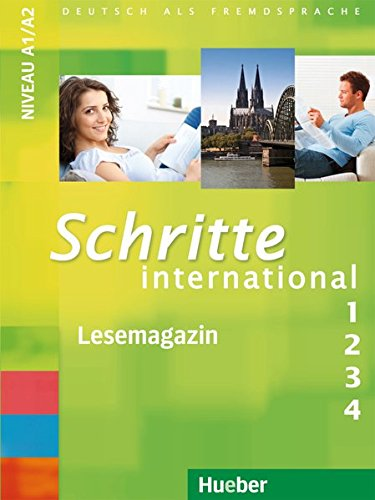 9783191618513: Schritte International: Lesemagazin Zu Banden 1 - 4 (German Edition)