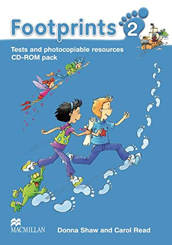 9783191629205: Footprints 2. Tests and Photocopiable Resources