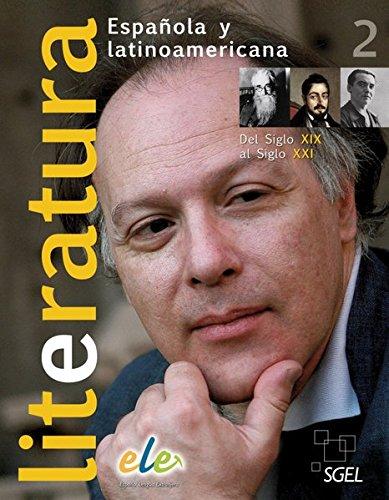 9783191645069: Literatura espa�ola y latinoamericana 02. Buch mit Audio-CD: Del Romanticismo a la actualidad