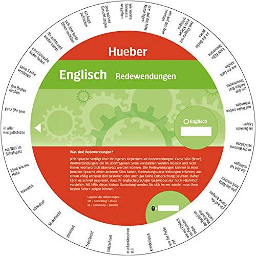 9783191695460: Wheel. Englisch Redewendungen. Sprachdrehscheibe