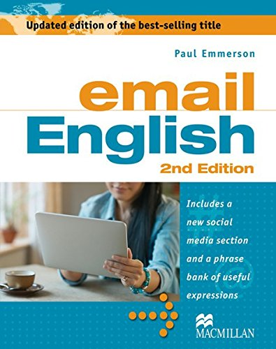 9783191728847: Business Skills: email English. Student's Book: With new social media section and a phrase bank of useful expressions