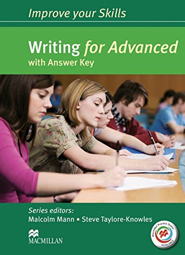 9783191729134: Improve your Skills for Advanced (CAE): Writing for Advanced (CAE). Student's Book with MPO and Key