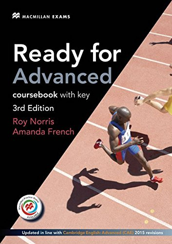 9783191729271: Ready for CAE: Ready for Advanced/Student's Book Package with MPO incl. MP3 and Key