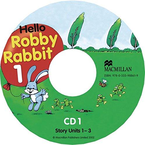 9783191729738: Hello Robby Rabbit. Level 1. 2 Audio-CD's