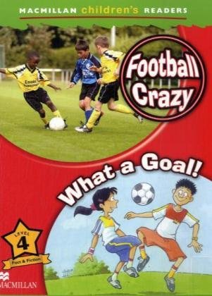 9783191729745: Football Crazy / What a Goal! Level 4
