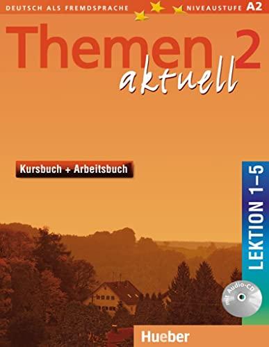 Themen Aktuell 2: Kursbuch Und Arbeitsbuch 1-5: H. Aufderstrasse