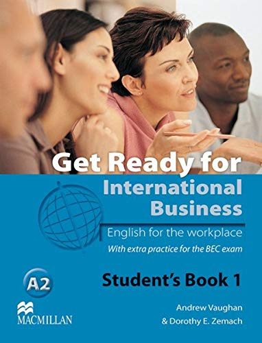 9783191828844: Get Ready for International Business 1. Student's Book