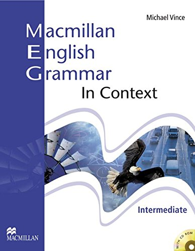 9783191829728: Intermediate Macmillan English Grammar in Context. Student's Book without key