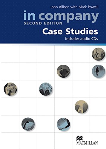 9783191829810: In Company. Case Studies with Audio-CDs: For all levels
